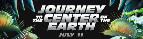 Journey to the Center of the Earth Upcoming new release science fiction movie trailers starring Brendan Fraser, Josh Hutcherson and Anita Briem�?